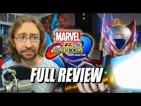 MAX REVIEWS: Marvel Vs. Capcom Infinite