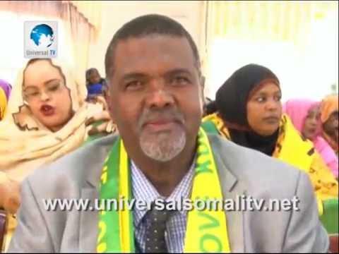 Wararka Universal TV 18092016