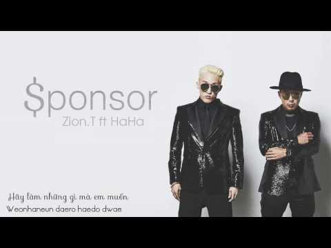 [ Vietsub - Lyrics ] Sponsor - Zion.T ft Haha | 스폰서 - 자이언티 & 하하