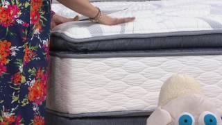 Serta Perfect Sleeper Belleshore Super Pillowtop Mattress or Set on QVC