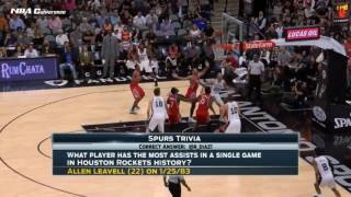 Houston Rockets vs San Antonio Spurs   Full Game Highlights  March 6 2017