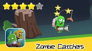 Zombie Catchers Day139 Walkthrough Let's go zombie hunting! Recommend index four stars