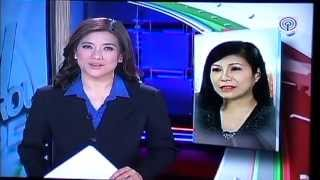 MYSTICA ANG KID LOPEZ AT TV PATROL PRIOR TO RATED K