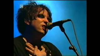The Cure - Lullaby - Taubertal Festival - 1998