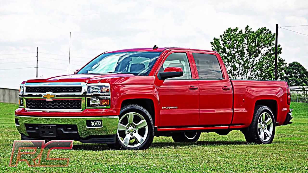 "2018 Chevy Silverado >> Rough Country's 2014-2015 GM 1500 2WD 2""/4"" Rear Lowering ..."