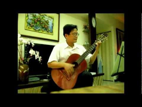 El Vito (Classical guitar solo)