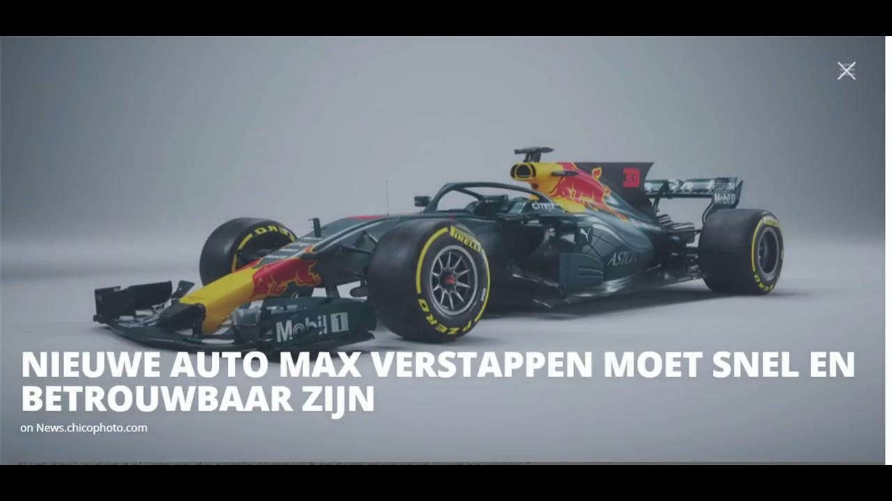 Nieuwe Auto Max Verstappen Moet Snel En Betrouwbaar Zijn Youtube