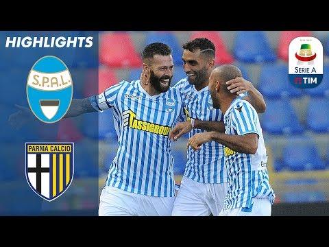 SPAL 1-0 Parma | Rete spettacolare di Antenucci assicura la vittoria del derby | Serie A