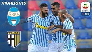 SPAL 1-0 Parma | Rete spettacolare di Antenucci assicura la vittoria del derby