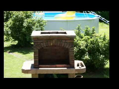 construction d un barbecue youtube. Black Bedroom Furniture Sets. Home Design Ideas