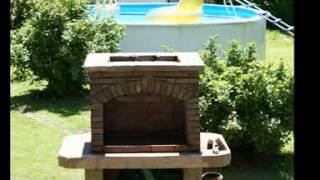 construction d un barbecue