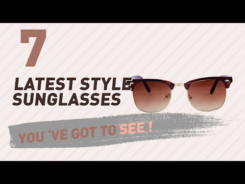 Fashion By The Brandstand Women's Sunglasses // New & Popular 2017