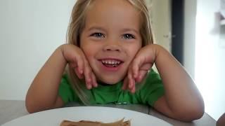 Что едят мои дети веганы у бабушки в Новосибирске