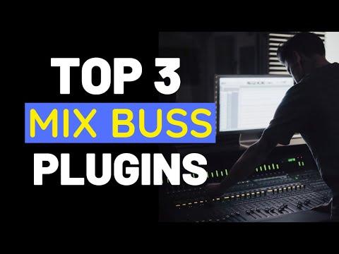 My Top 3 Mix Buss Plugins – RecordingRevolution.com