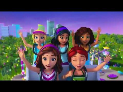 Lego Friends Deutsch Film