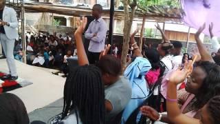 KAIROS DIVINE MINISTRIES SUNDAY SERVICE 22 01 2017 PART 1