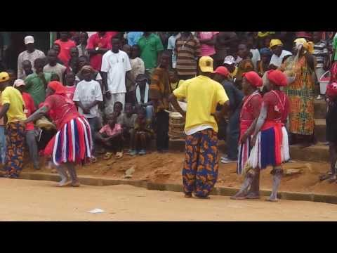 Random Acts of Culture In Liberia Part 1