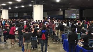 TBH7 plup vs armada crowd reaction