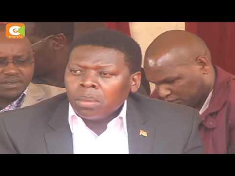 DP Ruto woos Ford Kenya leader Moses Wetangula, luhya leaders