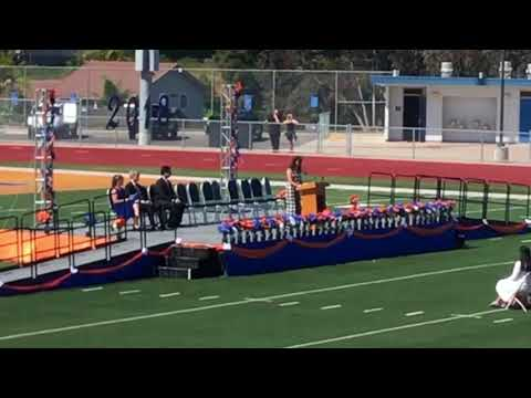 Marston Middle School 8th Grade Promotion 2018