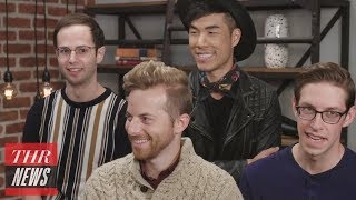 The Try Guys on What to Expect From the 2018 Streamy Awards: 'Musical Comedy Spectacular' | THR News