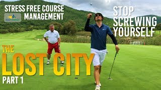 Golf Course Management Strategy - How to Manage Your Game on New Courses