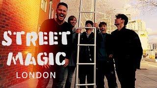 Street Magic London 🇬🇧  -Julien Magic