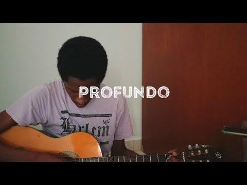 Profundo Emiliano Lázaro  Paulo Pereira Cover