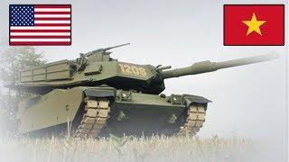 Tin Quân Sự - Mỹ sẽ giúp việt nam nâng cấp xe tăng M-48?