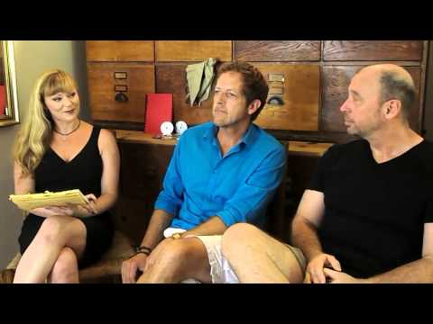 The Pretender Interview with Steven Long Mitchell and Craig Van Sickle -- Part 1