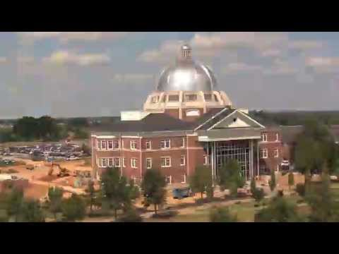 Time Lapse of Union University's New Library Construction