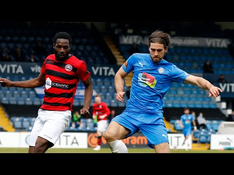 Stockport Maidenhead Goals And Highlights