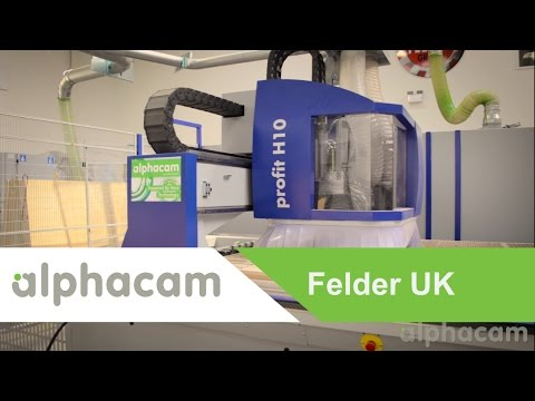 Alphacam & Felder Productivity partners