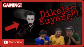 Dikejar kuyang | The Eyes Horror game