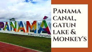 Panama Canal, Gatun Lake & Monkey Island, Panama City, Panama.