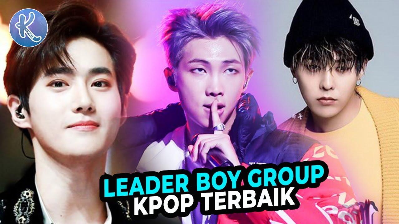 Leader Terbaik! Inilah 7 Leader Boy Group Kpop Terbaik