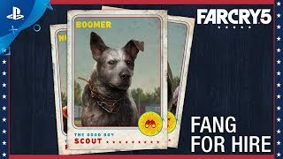 Far Cry 5 - Character Spotlight: Boomer - Fang For Hire | PS4