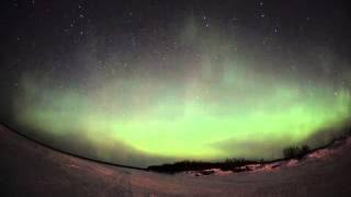 Northern Lights - Kotlik, Alaska