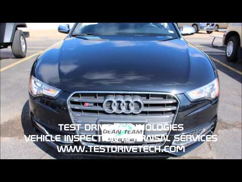 2013 audi s5 luxury car inspection video at brentwood dean team volvo st louis youtube. Black Bedroom Furniture Sets. Home Design Ideas