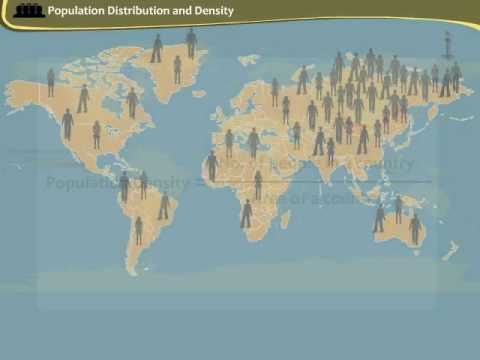 Population Growth and Distribution
