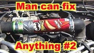 Man Can Fix Anything #2