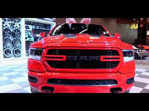 2018 Ram 1500 Interior >> NEW 2019 RAM 1500 Big Horn - Exterior And Interior Walkaround - YouTube