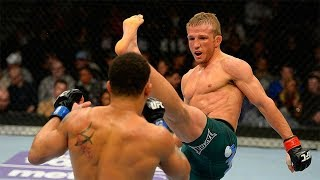 T.J. Dillashaw, training. Motivational video.