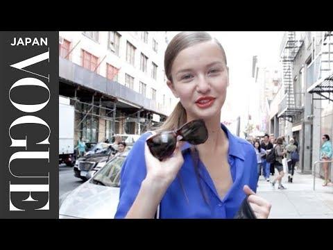 #whatimwearing モデルの私服を大公開 何着てますか _Vogue Japan