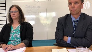 Multnomah County auditor candidates meet the editorial board
