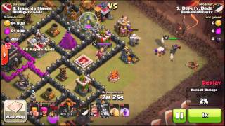 Clash of Clans   BUILDERS EXPOSED   Funny Builder Hut Glitch + Best War Attack Strategy