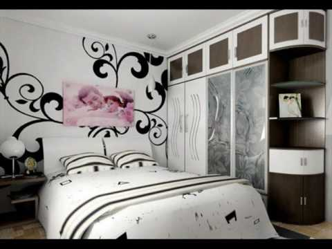 Bedroom Wardrobe Designs For Small Rooms Youtube