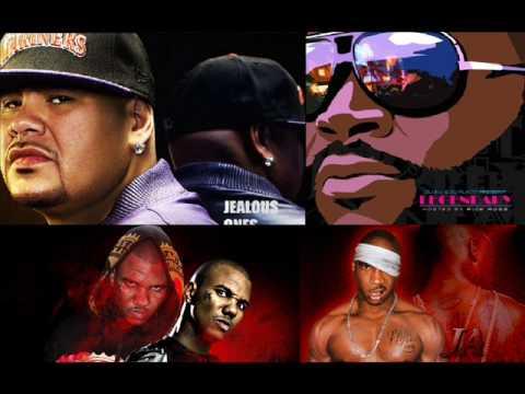 Rick Ross ft Fat Joe , Ja Rule & The Game - Mafia Music Remix