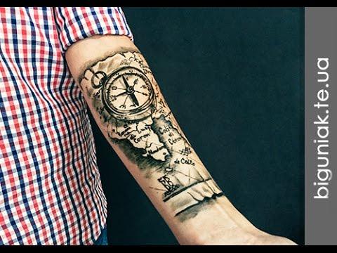 Temporary Tattoo Compass Best Henna Tattoo On Back Mehendi Design