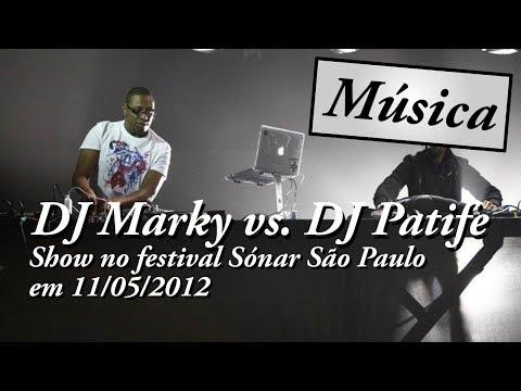 DJ Marky vs. DJ Patife - Sónar São Paulo